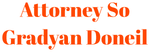 Attorney So Gradyan Doneil